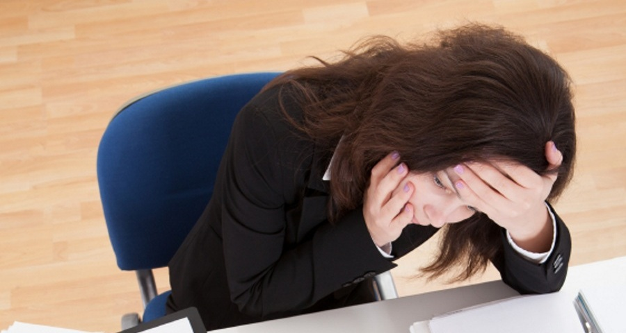 Business stress tips.