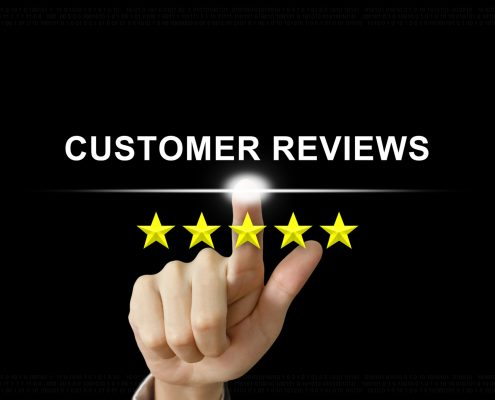 Dealing with bad online reviews